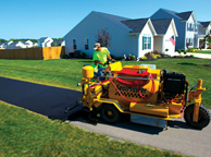 asphalt sealant equipment