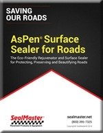 Pavement preservation treatment with AsPen