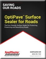 Pavement preservation treatment with OptiPave