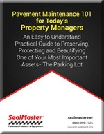 Pavement Maintenance for Property Managers